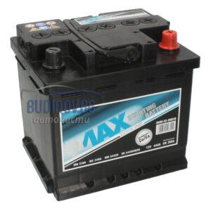 4MAX 44Ah 360A R+ акумулатор от budinov.bg онлайн магазин за авточасти