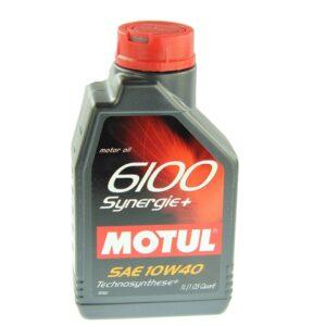 Motul 6100 Synergie+ 10W40 1L - Budinov.bg онлайн магазин за авточасти
