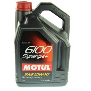 Motul 6100 Synergie+ 10W40 5L - Budinov.bg онлайн магазин за авточасти