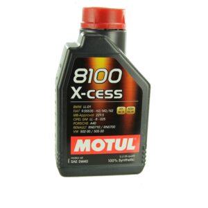 8100 X-CESS 5W40 1L