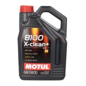 8100 X-CLEAN+ 5W30 5L
