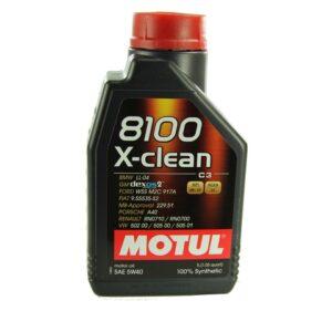 8100 X-CLEAN 5W40 C3 1L