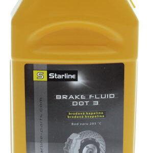 Спирачна течност Starline DOT 3 0,5L