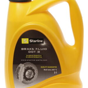 Спирачна течност Starline DOT 3 3L