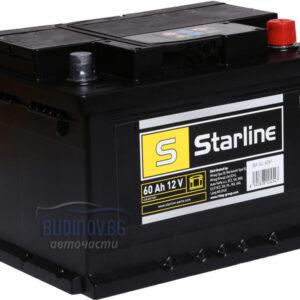 Акумулатор Starline 60 Ah 540 A R+