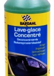 Bardahl - Течност за чистачки, концентрат 1L