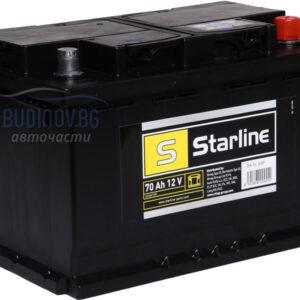 Акумулатор Starline 70 Ah 640 A R+