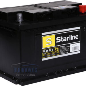 Акумулатор Starline 74Ah 680A R+