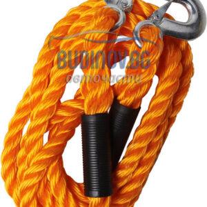 Въже за теглене Carface до 5000 кг от budinov.bg онлайн магазин за авточасти