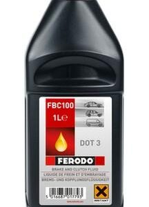 Спирачна течност Ferodo DOT 3 1L