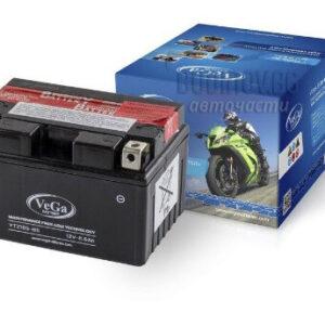 Мото акумулатор Vega 6.5Ah