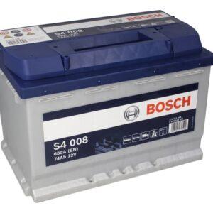 Bosch 72Ah 680A S4 R+ акумулатор от budinov.bg онлайн магазин за авточасти