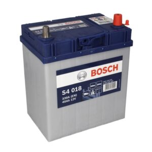 Bosch 40Ah 330A S4 Asia R+ акумулатор от budinov.bg онлайн магазин за авточасти