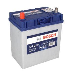 Bosch 40Ah 330A S4 Asia L+ акумулатор от budinov.bg онлайн магазин за авточасти