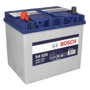 Bosch 60Ah 540A S4 Asia L+ акумулатор от budinov.bg онлайн магазин за авточасти