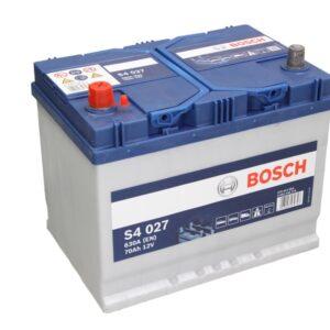 Bosch 70Ah 630A S4 Asia L+ акумулатор от budinov.bg онлайн магазин за авточасти