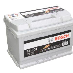 Bosch 77Ah 780A S5 R+ акумулатор от budinov.bg онлайн магазин за авточасти