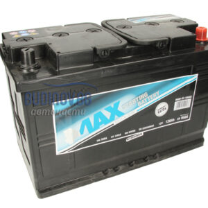 4MAX 120Ah 950A R+ акумулатор от budinov.bg онлайн магазин за авточасти