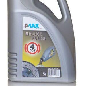 Спирачна течност 4MAX DOT 4 5L