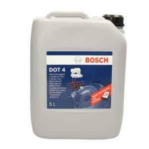 Спирачна течност Bosch DOT 4 5L