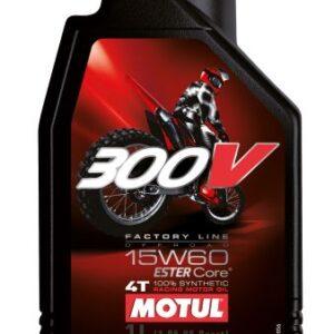 Motul 300V Factory Line Moto 15W60 1L