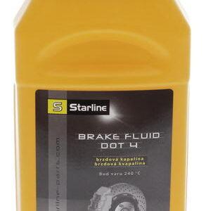 Спирачна течност Starline DOT 4 0,5L