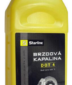 Спирачна течност Starline DOT 4 1L