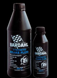Спирачна течност Bardahl DOT 4 500ml