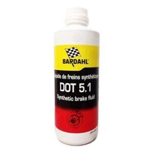 Спирачна течност Bardahl Racing DOT 5.1 250ml