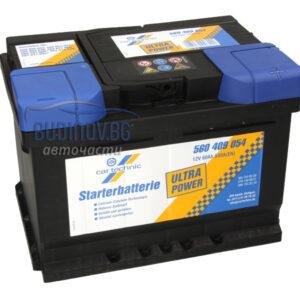 Cartechnic 60Ah 540A R+ акумулатор от budinov.bg онлайн магазин за авточасти