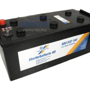 Cartechnic 180Ah 1000A акумулатор от budinov.bg онлайн магазин за авточасти