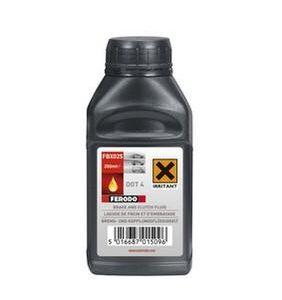 Спирачна течност Ferodo DOT 4 0,25L
