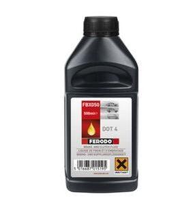 Спирачна течност Ferodo DOT 4 0,5L