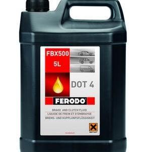 Спирачна течност Ferodo DOT 4 5L