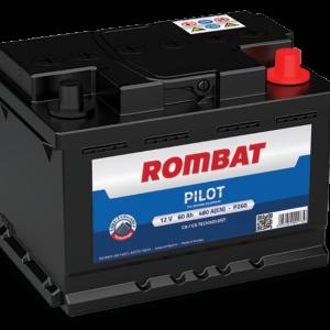 Rombat Pilot 60Ah 480A R+ акумулатор от budinov.bg онлайн магазин за авточасти