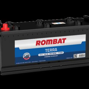 Rombat Terra 135Ah 800A L+ акумулатор от budinov.bg онлайн магазин за авточасти