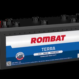 Rombat Terra 180Ah 1050A L+ акумулатор от budinov.bg онлайн магазин за авточасти