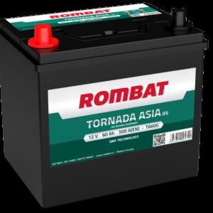Rombat Tornada Asia 60Ah 500A L+ акумулатор от budinov.bg онлайн магазин за авточасти