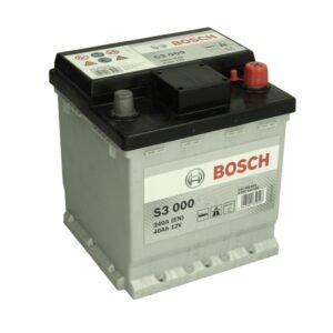 Bosch 40Ah 340A S3 R+ акумулатор от budinov.bg онлайн магазин за авточасти