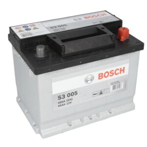 Bosch 56Ah 480A S3 R+ акумулатор от budinov.bg онлайн магазин за авточасти