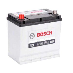 Bosch 45Ah 300A S3 L+ акумулатор от budinov.bg онлайн магазин за авточасти