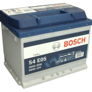 Bosch 60Ah 560A S4 EFB R+ акумулатор от budinov.bg онлайн магазин за авточасти