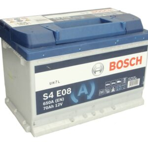 Bosch 70Ah 650A S4 EFB R+ акумулатор от budinov.bg онлайн магазин за авточасти