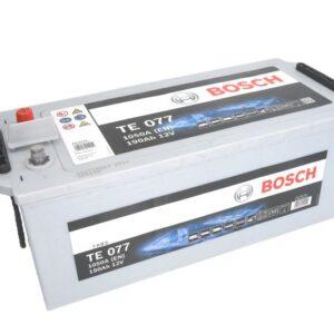 Bosch 190Ah 1050A TE EFB L+ акумулатор от budinov.bg онлайн магазин за авточасти