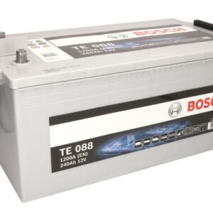Bosch 240Ah 1200A TE EFB L+ акумулатор от budinov.bg онлайн магазин за авточасти