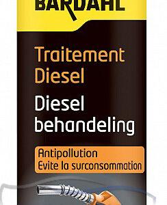 Bardahl - Добавка за пълно изгаряне на горивото - дизел 300ml