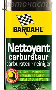 Bardahl - Почистване на карбуратори - Спрей 400ml