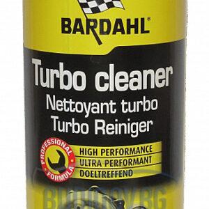 Bardahl - Turbo Cleaner - Почистване на турбо 1L