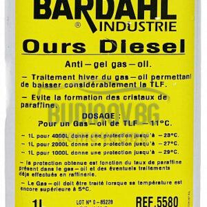 Bardahl - Дизел антифриз, препарат против замръзване 1L