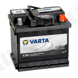 Varta Black ProMotive 55Ah 420A R+ акумулатор от budinov.bg онлайн магазин за авточасти